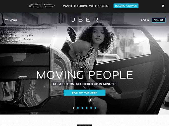 A review of Uber's online marketing strategy | Growth Manifesto