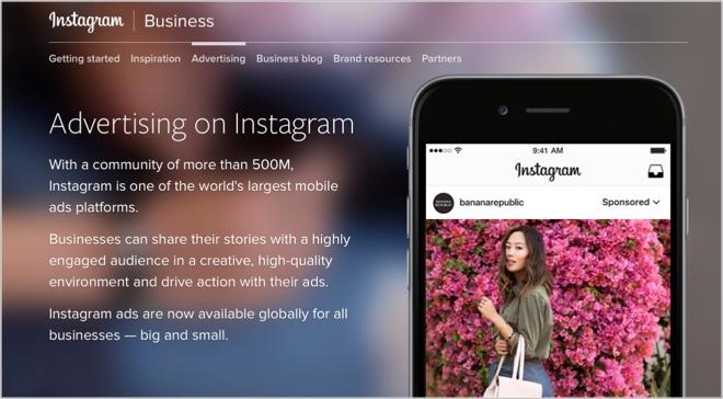 Instagram - alternative ways to pay for traffic