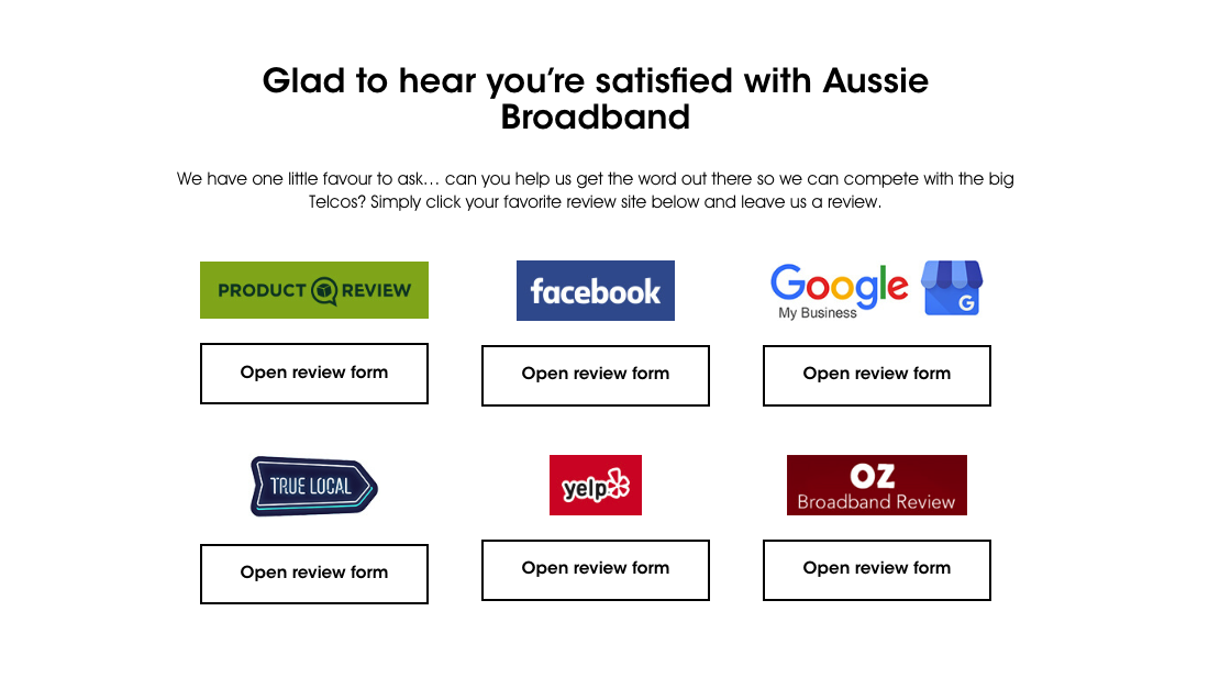 How we doubled Aussie Broadband's revenue from $25m to $50m