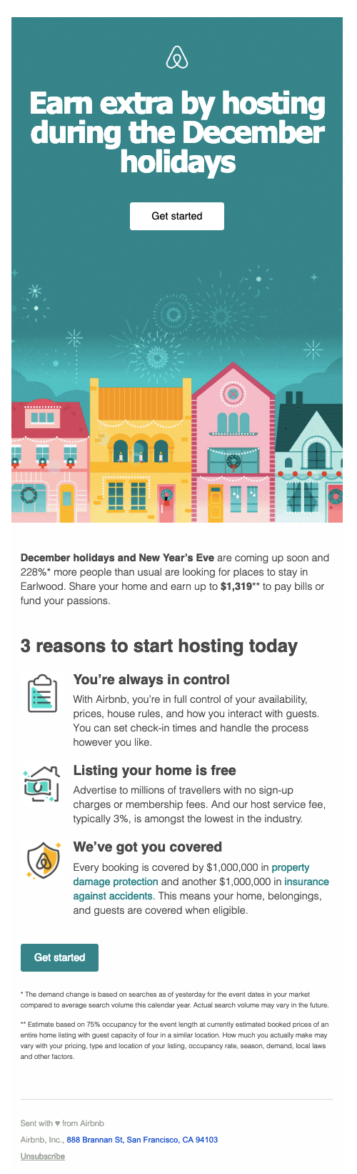 Airbnb's Growth Strategy: How they attract and retain 150 million